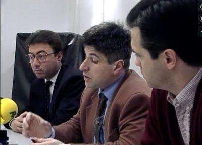 Ordóñez: «Las europeas serán la verdadera moción de censura a Felipe González»