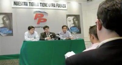 Ordóñez: «No podemos perder el tiempo en la independencia»
