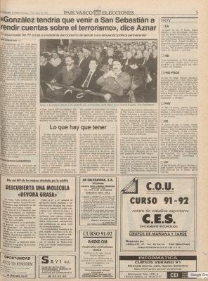 """El PP muestra su rechazo a quienes hablan de """"diálogo o amnistía"""""""