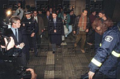 El amargo regreso de Aznar a San Sebastián