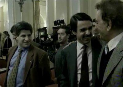 Aznar, en la presentación de la candidatura de Ordóñez