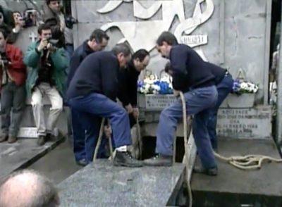 Entierro y multitudinario funeral por Ordóñez