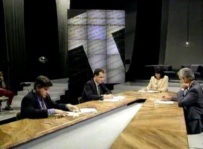 Debate PP-PSOE-PNV sobre el mapa electoral tras las elecciones europeas