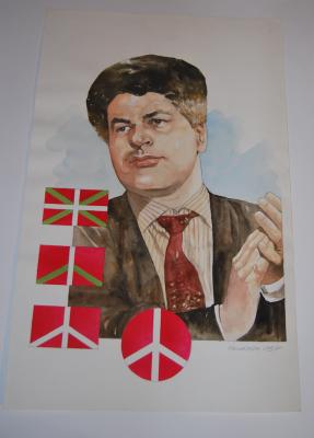 Un llamamiento a la paz tras el asesinato de Gregorio Ordóñez