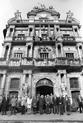 Solidaridad en Pamplona