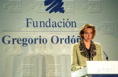 La biografía de Ordóñez, el primer proyecto de su fundación