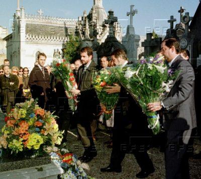 Cuarto aniversario del asesinato
