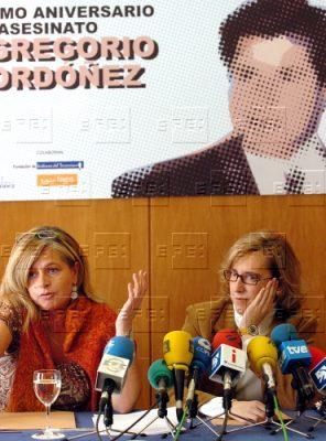 Ordóñez e Iríbar presentan los actos del décimo aniversario del asesinato