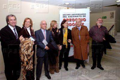 Madrid homenajea a Gregorio