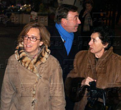 Ana Iríbar y Mapi de las Heras, dos de las viudas que dejó ETA