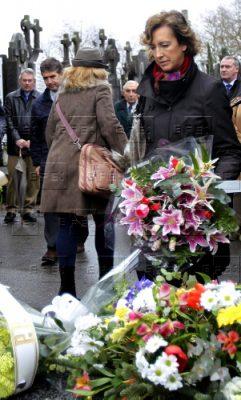 Familiares y amigos, fieles al homenaje a Ordóñez