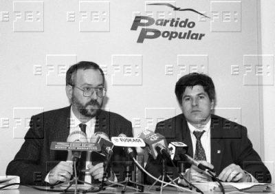 Apoyo a Aznar desde Guipúzcoa