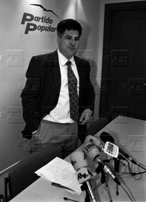 Ordóñez pide unidad contra ETA