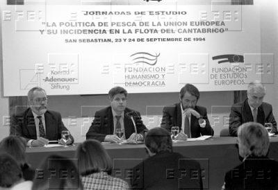 Jornadas sobre pesca de la UE