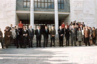 El Gobierno vasco para por Ordóñez