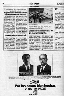 """Ordóñez y su """"nueva política"""""""