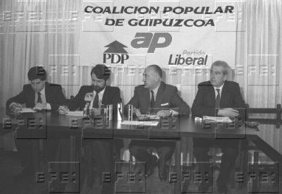 Objetivo: un sitio en el Parlamento vasco