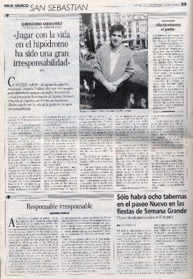"""Entrevista al """"concejal rebelde"""""""
