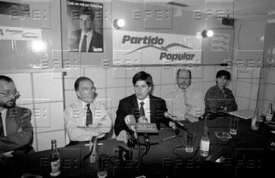 El primer candidato del PP por Guipúzcoa