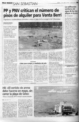 Ordóñez arremete contra el Gobierno vasco
