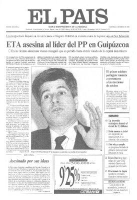 ETA deja a los donostiarra sin su político más votado