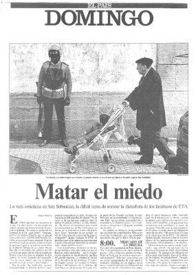 """24 horas bajo la """"dictadura de ETA"""""""