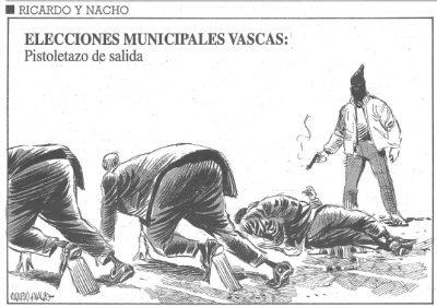 ETA adelanta el inicio de las elecciones municipales