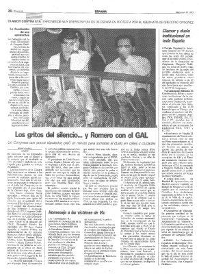 El Congreso para por Ordóñez