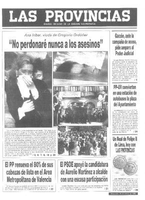 """Ana Iríbar: """"No perdonaré jamás a los asesinos de Goyo"""""""