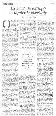 """Ordóñez, un objetivo """"claro y selectivo"""" para ETA"""