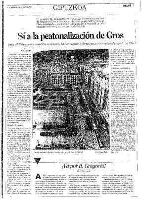En honor a Gregorio Ordóñez