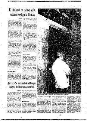 """Egin da voz a la denuncia de Jarrai sobre su """"campaña de satanización"""""""