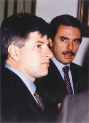Mano a mano con José María Aznar