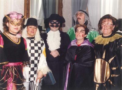 Los Carnavales de San Sebastián, en primera persona