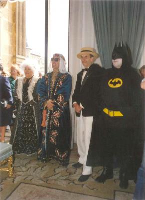 Batman sale a la conquista el Ayuntamiento