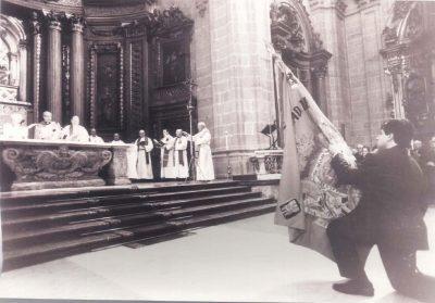 La misa del 15 de agosto