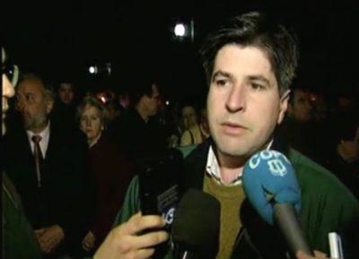 Ordóñez advierte a ETA de que no conseguirá nada asesinando
