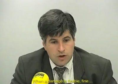 """Ordóñez: """"ETA tiene que pagar por sus víctimas"""""""